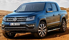 Volkswagen Amarok restylé : L'Amarok 2016 passe au V6