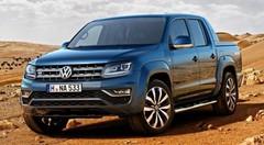 Volkswagen Amarok restylé : maintenant avec un gros V6