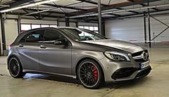 Essai Mercedes A 45 AMG : la Classe A du côté obscur