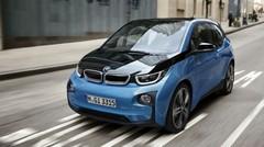 Plus d'autonomie pour la BMW i3