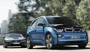 BMW i3 : 300 km d'autonomie avec une batterie de 33 kWh