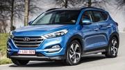 Essai Hyundai Tucson 1.7 CRDi 141 7-DCT : Avis aux flottes !