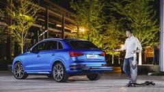 Audi connected mobility concept : un Q3 et un skateboard