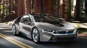 Des mises à jour en vue pour la BMW i8