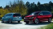Fiat Chrysler fournit 100 voitures à Google pour son système autonome