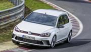 VW Golf GTI Clubsport S, nouvelle reine du Ring !