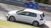La Volkswagen Golf GTI Clubsport S bat le record du Nürburgring pour une traction