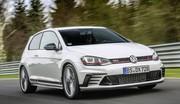La Volkswagen Golf GTI Clubsport S explose les compteurs