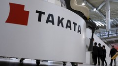 Airbags Takata: les rappels gonflent toujours