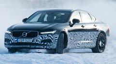 Essai Volvo S90 D5 235 Geartronic 8 : Progrès prometteurs