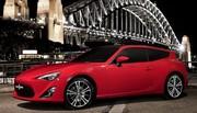 Toyota : une GT-86 Shooting brake présentée en Australie