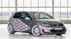 "Une Volkswagen Golf GTI ""Heartbeat"" de 400 chevaux"