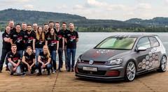 Volkswagen Golf GTI Heartbeat : la Golf GTI des apprentis
