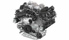 Porsche : nouveau V8 avant l'arrivée de la Panamera