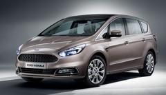 Ford : le S-Max Vignale à partir de 45700 euros