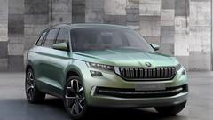 Le SUV 7 places de Skoda portera bien le nom de Kodiaq