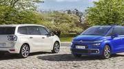 Citroën C4 Picasso et Grand C4 Picasso : facelift et évolution techno