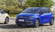 Le Citroën C4 Picasso se met à la page