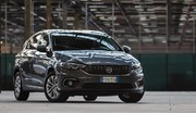 Prix Fiat Tipo : la version 5 portes de 13 990 à 22 490 euros
