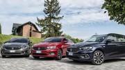 Essai Fiat Tipo : apparition d'un 3e type