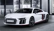 Une Audi R8 V10 Plus en série limitée pour célébrer l'endurance