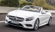 Essai Mercedes Classe S Cabriolet 2016 : du vent dans l'Étoile