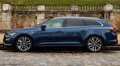 Essai Renault Talisman Grandtour : Du coffre, surtout à l'arrière !