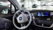 BMW autonome et électrique en 2021