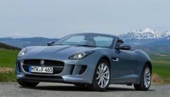 Une version 4 cylindres pour la Jaguar F-Type ?