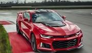 Chevrolet : une boîte auto à 10 rapports sur la Camaro ZL1