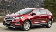 Essai Ford Edge : SUV thérapie