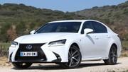 Essai Lexus GS 300h F Sport : une philosophie à part