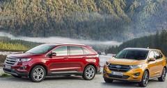 Essai Ford Edge : plus gros, c'est mieux