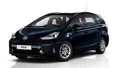 Une mise à jour pour la Toyota Prius +