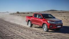 Essai Toyota Hilux : Essai extrême au fond de l'Afrique !