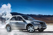 Essai Mercedes ML 320 CDI V6 4Matic bva7 - 211 cv