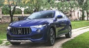 Essai Maserati Levante : Le SUV version latine