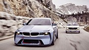 BMW 2002 Hommage Concept : un coup d'oeil trop rapide dans le rétro
