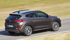Le Hyundai Tucson élu 4x4 de l'année