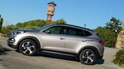 Hyundai : le Tucson élu meilleur 4X4 2016 par 4X4 Magazine