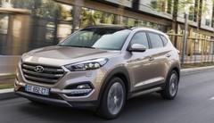 Le Hyundai Tucson, 4x4 de l'année 2016