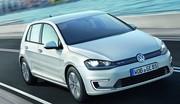 Bientôt plus de puissance et d'autonomie pour la VW e-Golf