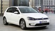 Batterie de 35 kWh pour la VW e-Golf