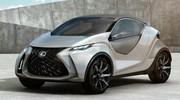 Lexus : un petit crossover hybride pour remplacer la CT 200h ?