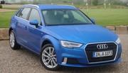 Essai Audi A3 restylée : mise à jour technologique