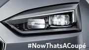 Nouvelle Audi A5 : Nouveau regard sur la future Audi A5