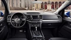 Volkswagen Amarok restylé : voici l'intérieur