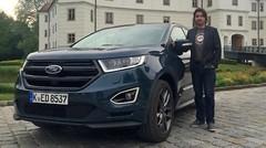 Essai Ford Edge : Force tranquille à l'américaine