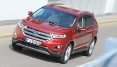 Essai Ford Edge 2.0 TDCi 180 i-AWD Titanium : L'Amérique débarque