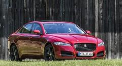 Essai Jaguar XE et XF AWD : L'offensive britannique
